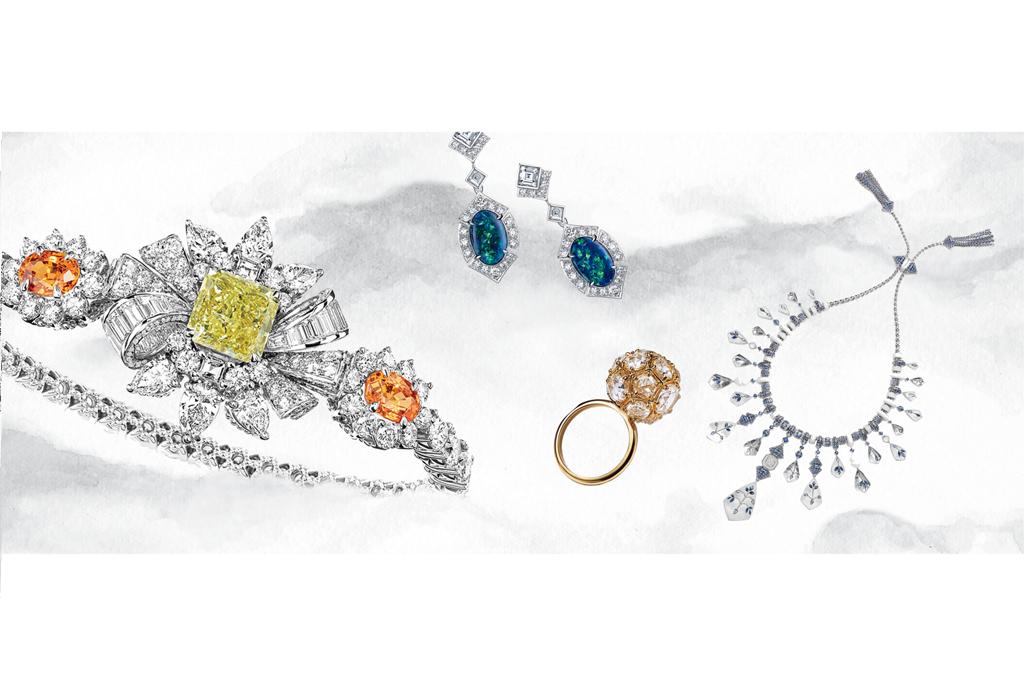 Paris Couture jewelry