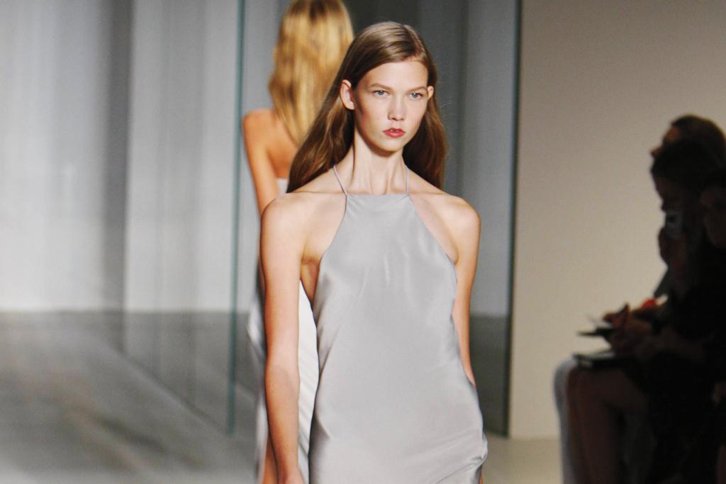 Karlie Kloss, New York Fashion Week, September 2007