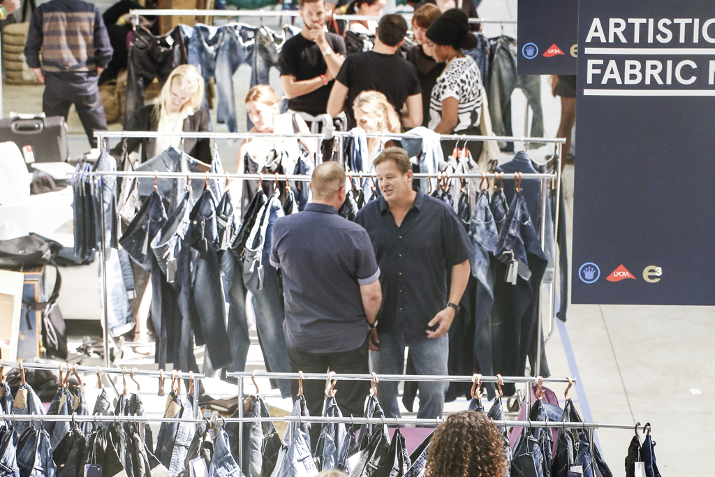 Brands and retailers looked for new takes on denim performance at the Kingpins show in New York.