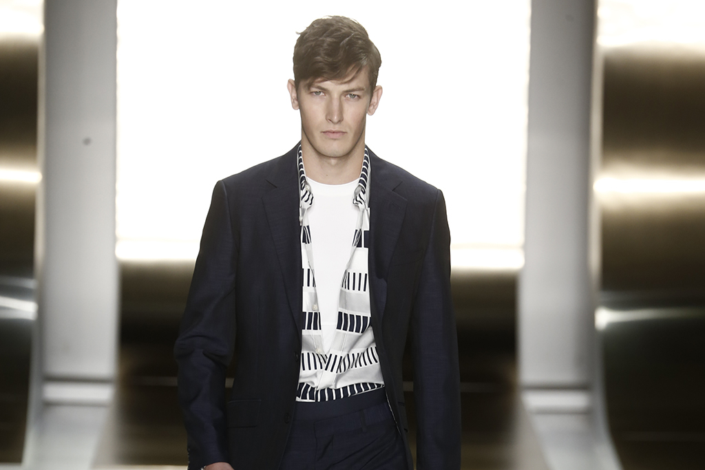 Perry Ellis Men's RTW Spring 2016