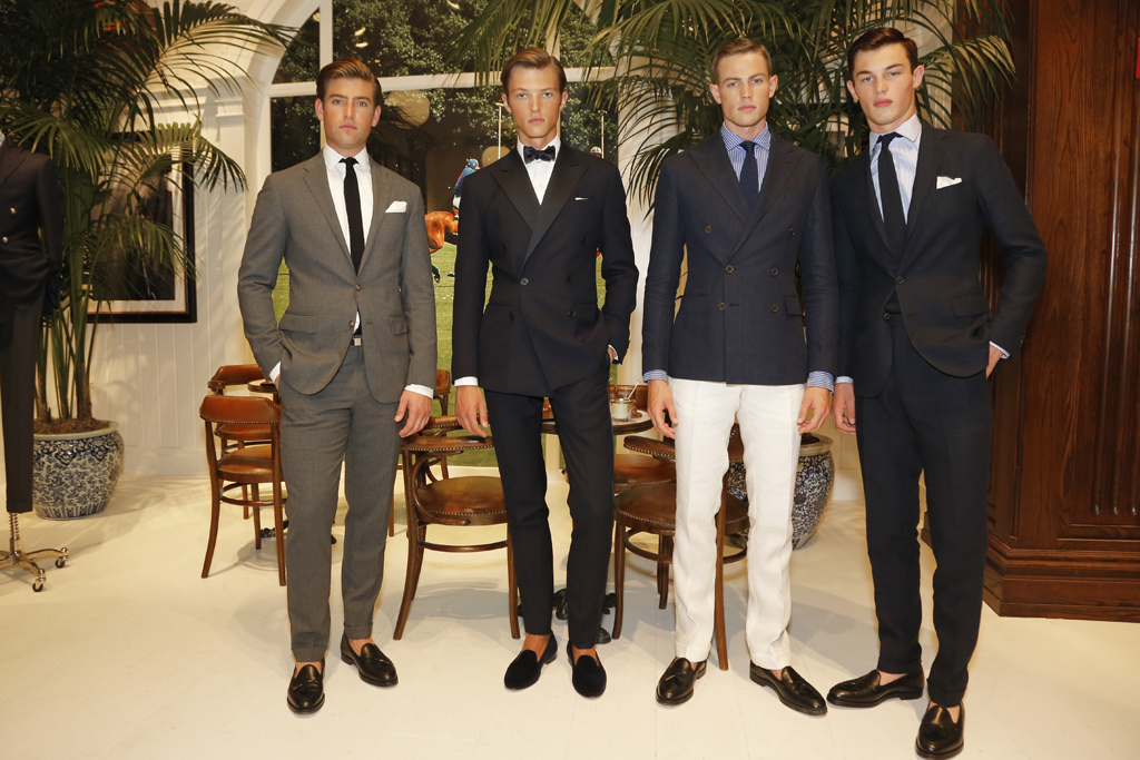 Polo Ralph Lauren Men's RTW Spring 2016