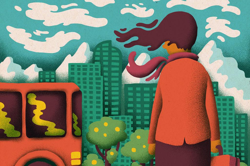 Illustration of Denver
