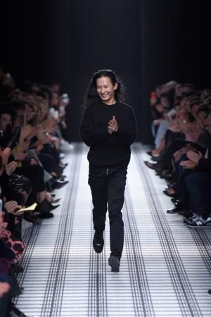 Alexander Wang, Balenciaga Said Parting Ways