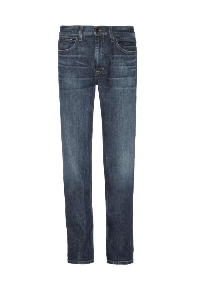 Joe's Jeans' slim-fit jeans.