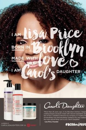 Carol's Daughter advertisement