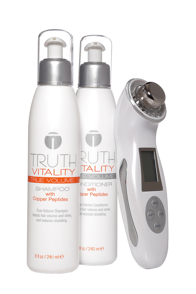 Truth Vitality products are created based on insights from Wohrle's online community.