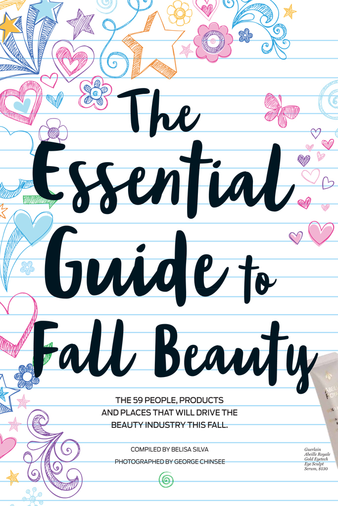 The Essential Guide to Fall Beauty