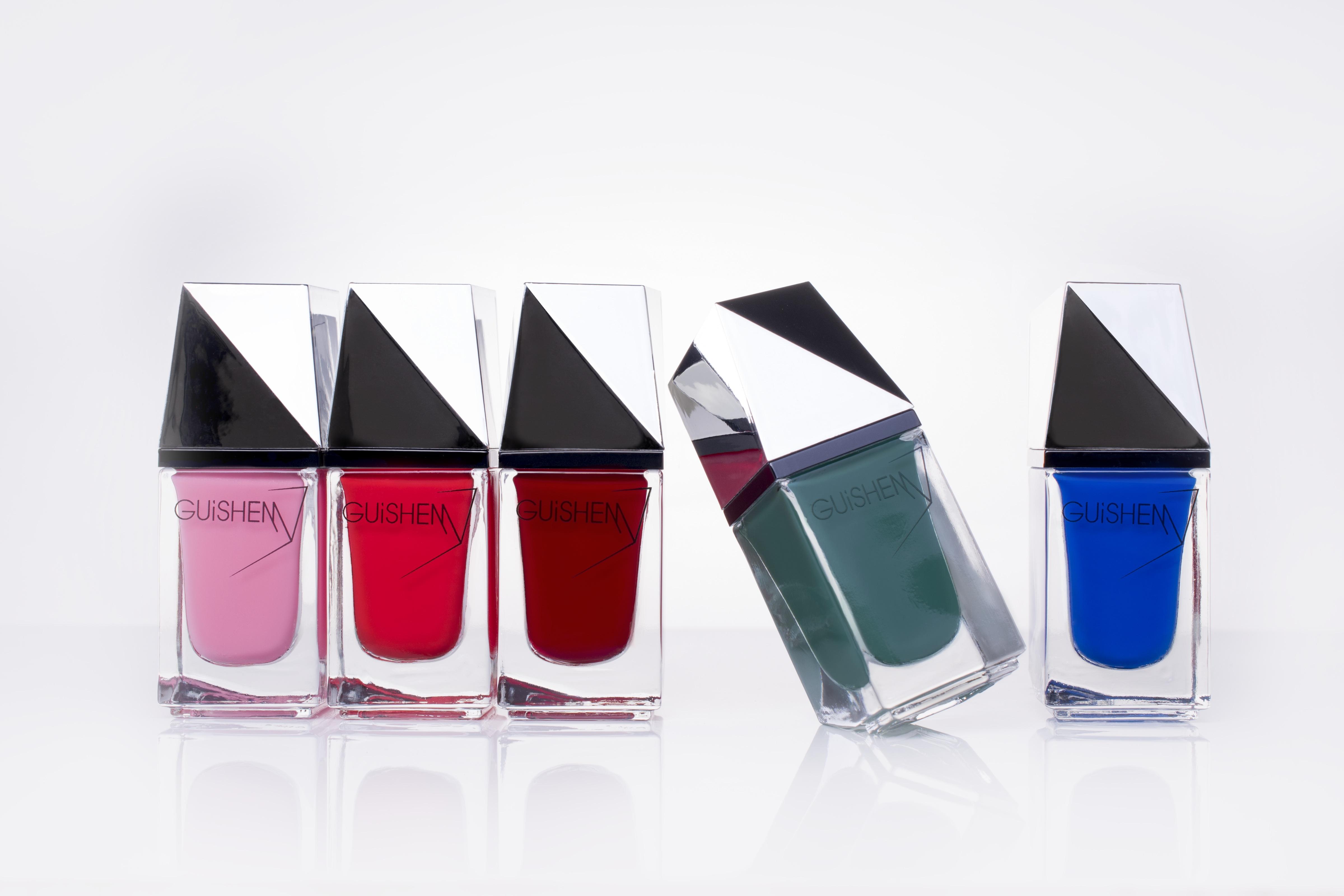 GUiSHEM's debut nail collection