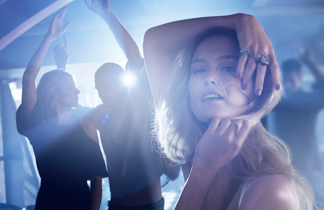 Bar Refaeli is featured in H.Stern's 70th anniversary campaign.