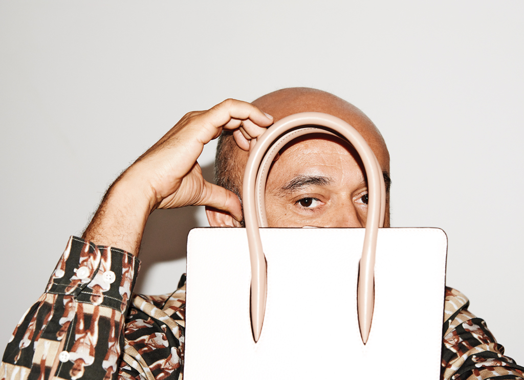 Christian Louboutin says he is always on the lookout for inspiration and opportunity - and his burgeoning business proves it.
