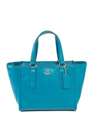 A coach bag.
