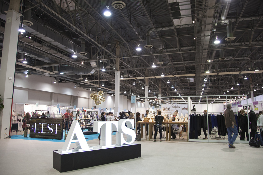 AccessoriesTheShow is at the Sands Expo.