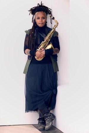 Matana Roberts at The Whitney.