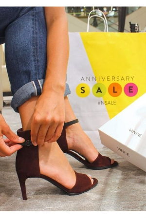 An ad for the Nordstrom anniversary sale.