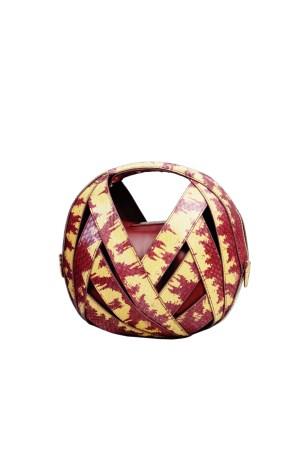 Perrin Paris Le Mini ball bag.