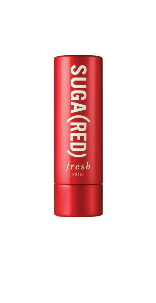 Suga(Red) Lip Treatment Sunscreen SPF 15