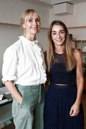 Rebecca Taylor and Janice Sullivan