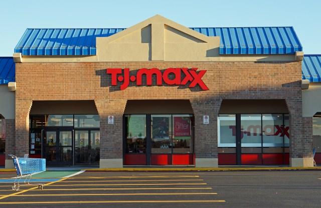 A T.J. Maxx store