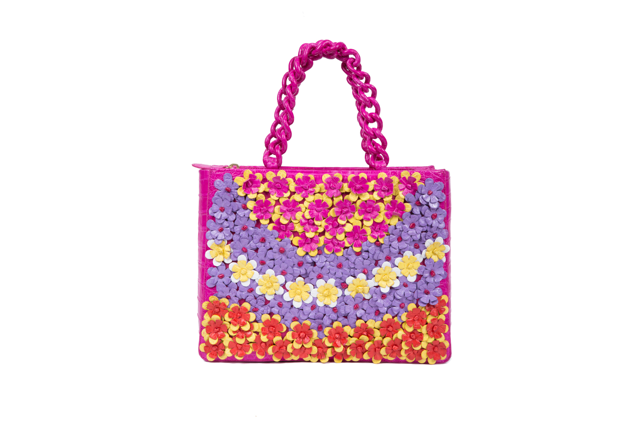 Resort 2016 Accessories Trend: 3-D Floral Embellishment