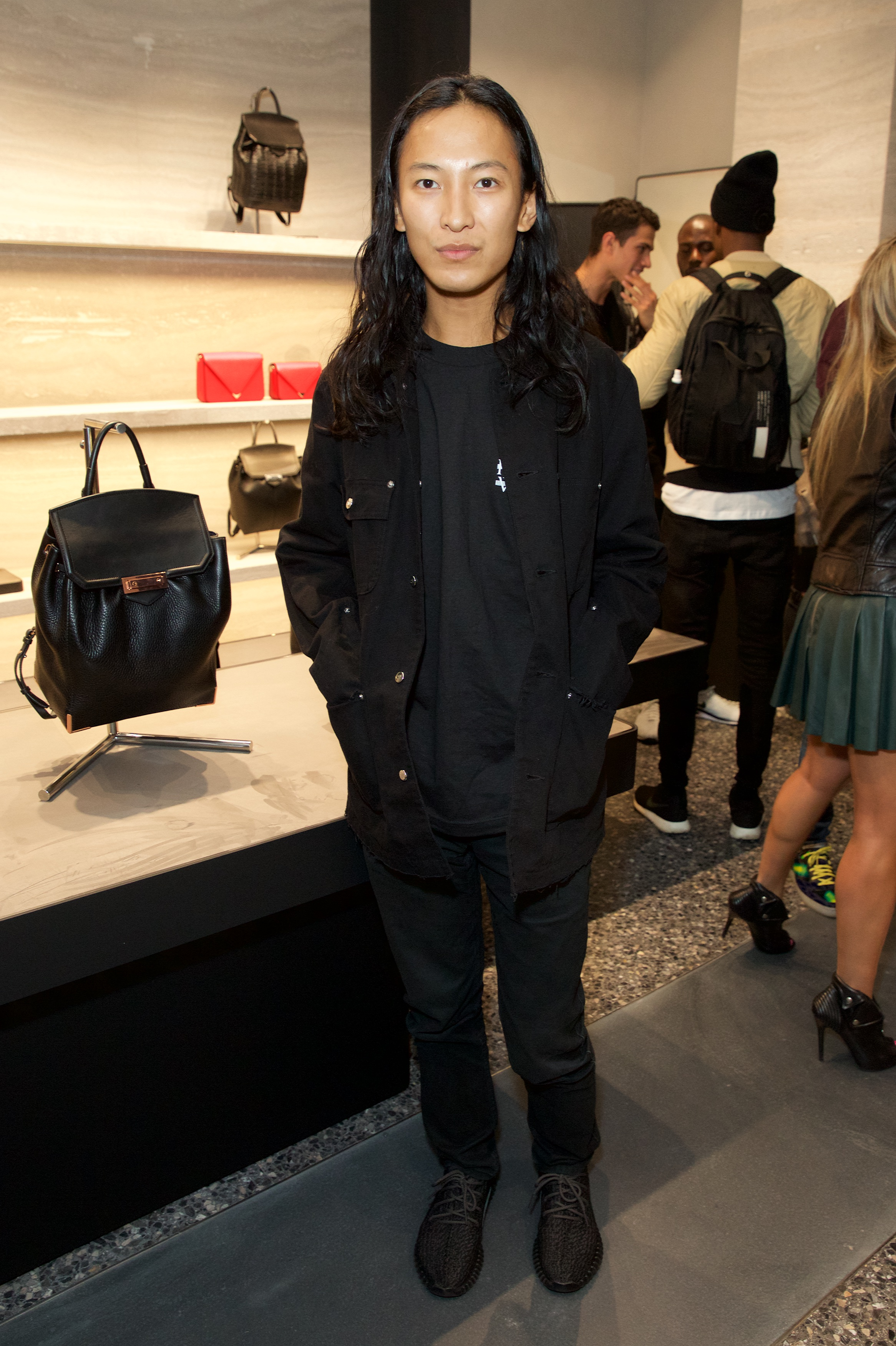 Alexander Wang Launch Party During London Fashion Week