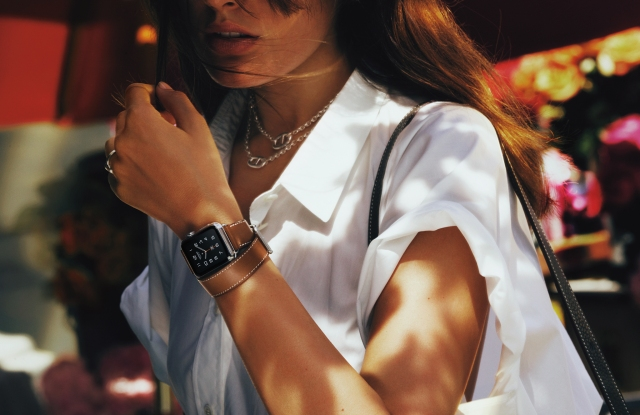 The Apple Watch Hermès Collection.