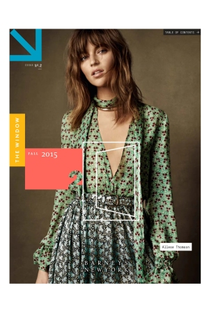 The app for Barneys New York women's magalogue.