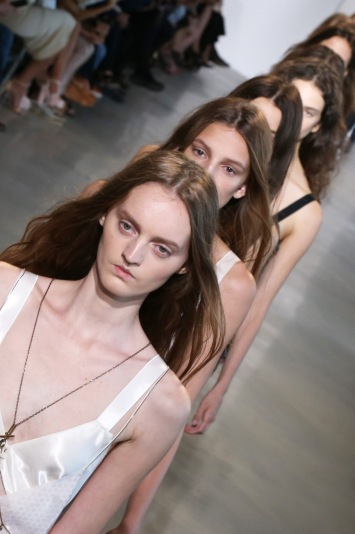 Calvin Klein Collection RTW Spring 2016