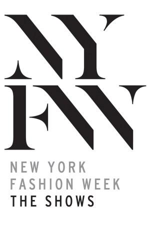 The NYFW The Shows logo