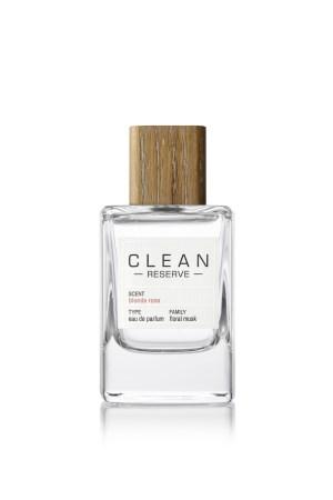 Clean Reserve blonde rose fragrance