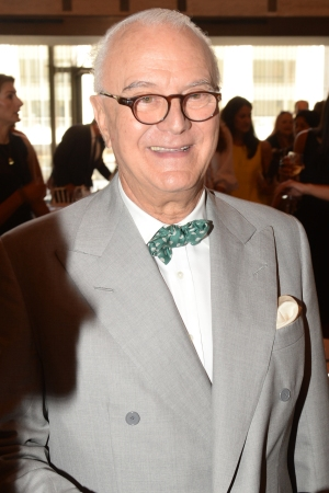 2015 Couture Council Luncheon Honoring Manolo Blahnik