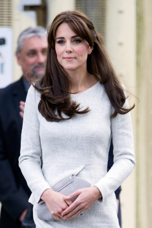 The Duchess of Cambridge The Fold