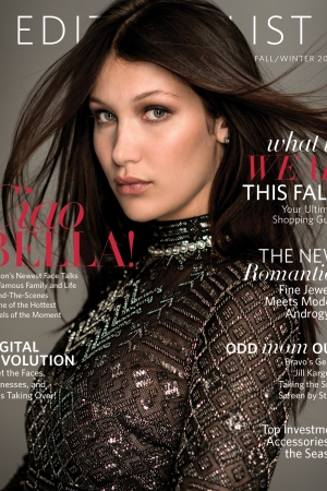 Editorialist's fall issue.