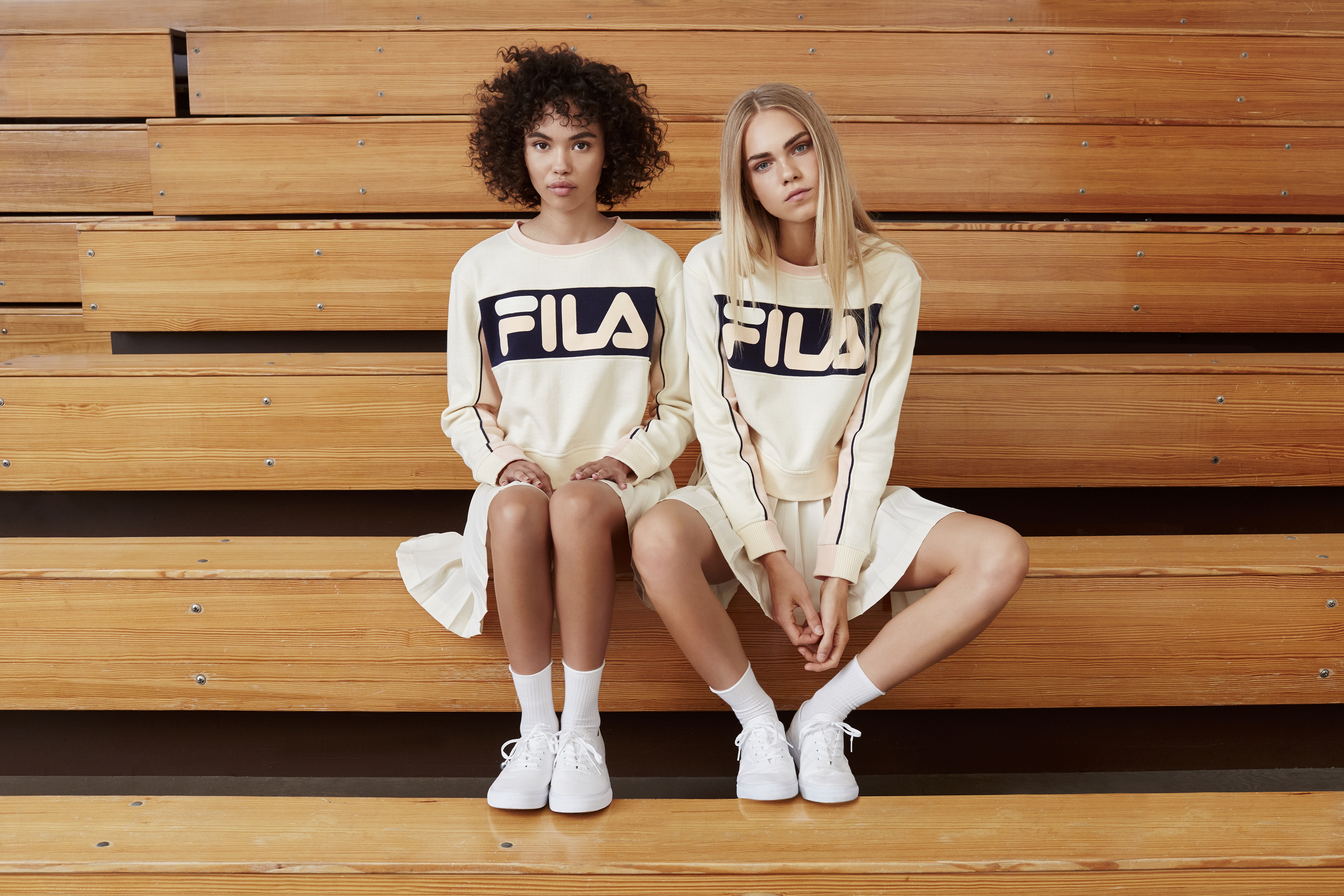 Fila Unites with Urban Outfitters for