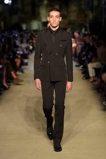 Givenchy RTW Men's Spring 2016