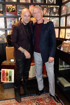 John Varvatos Paul Weller