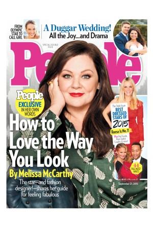 Melissa McCarthy People Magazine