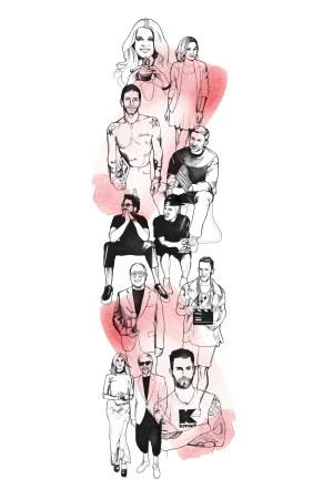 Fashion Week Illustration