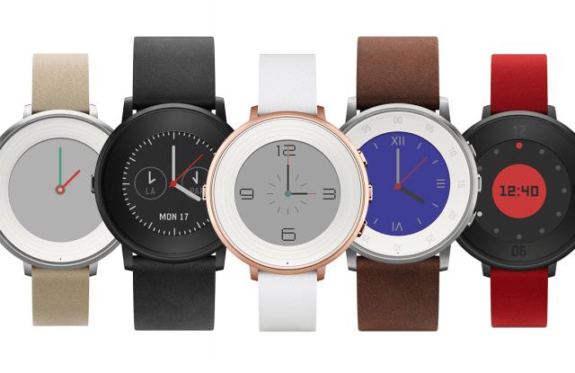 Pebble smartwatchs