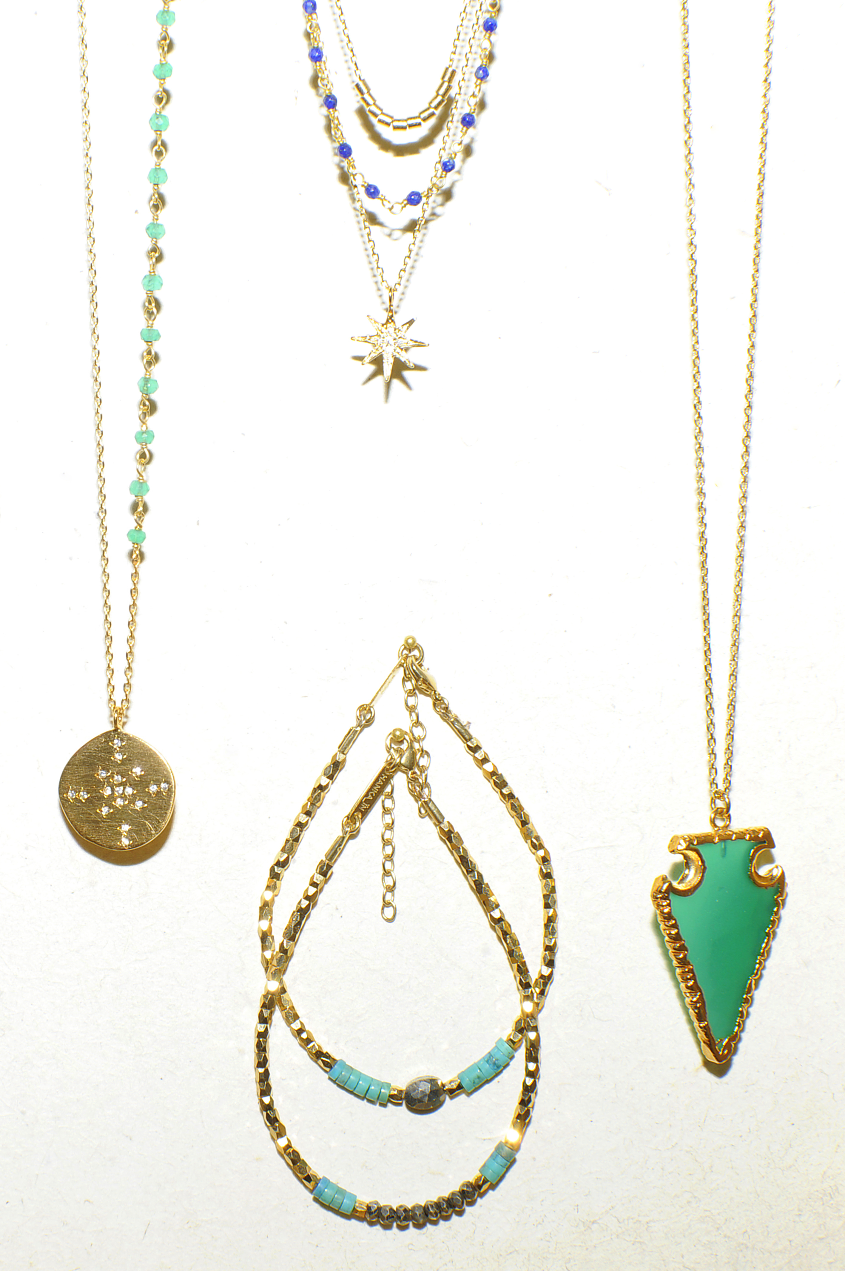 Fine and fantasy jewelry by Hanka In