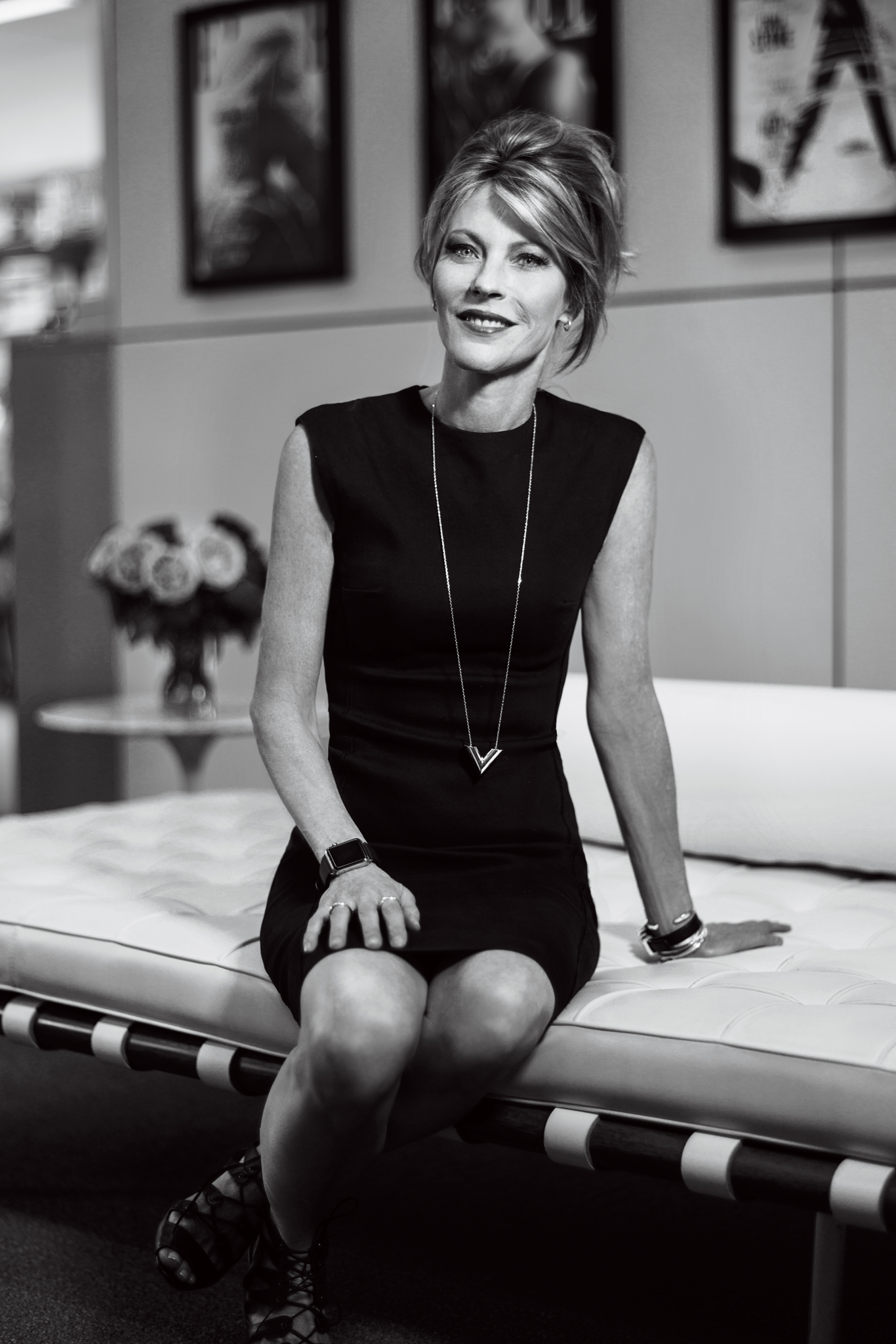 Robbie Myers, Editor-in-Chief of Elle