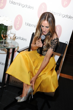 Sarah Jessica Parker x Bloomingdale's
