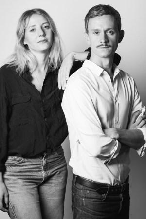 Tess Lochanski and Clément Corraze