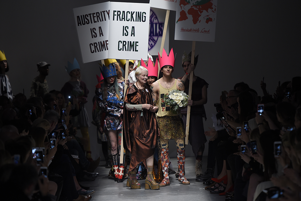 Vivienne Westwood Ready to Wear Spring 2016 Show