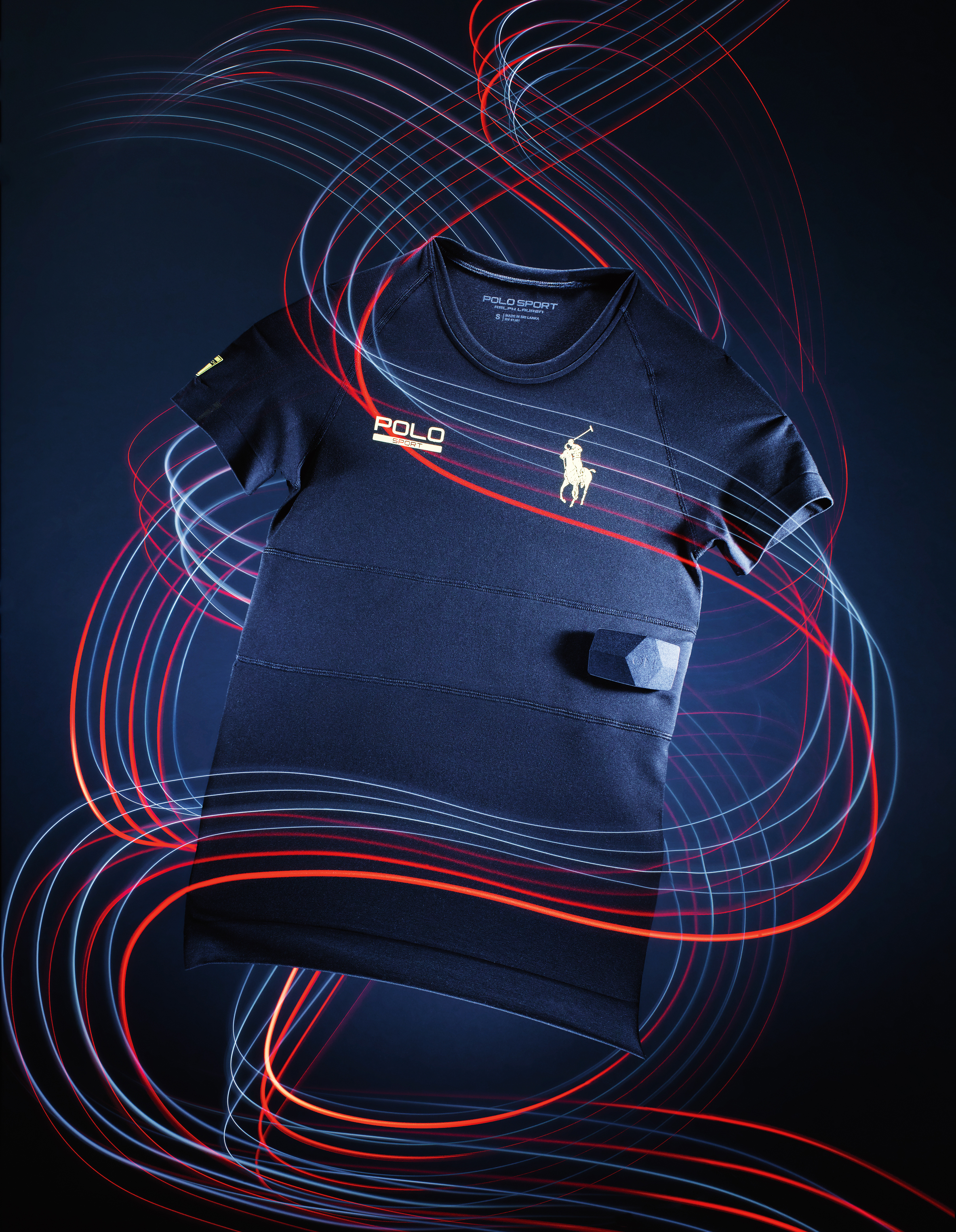 Wearable Technology, PoloTech smart shirt