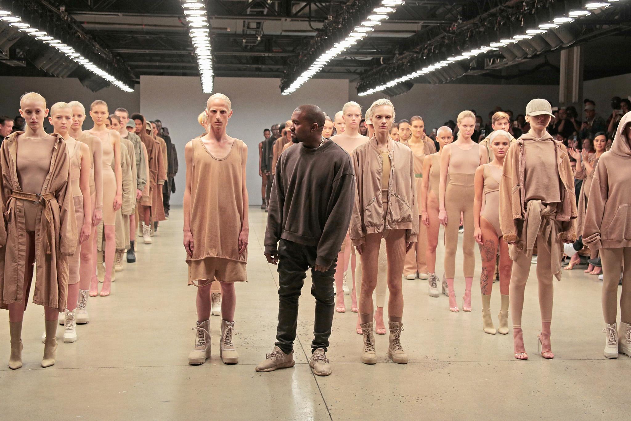 Kanye West x Adidas Originals Yeezy