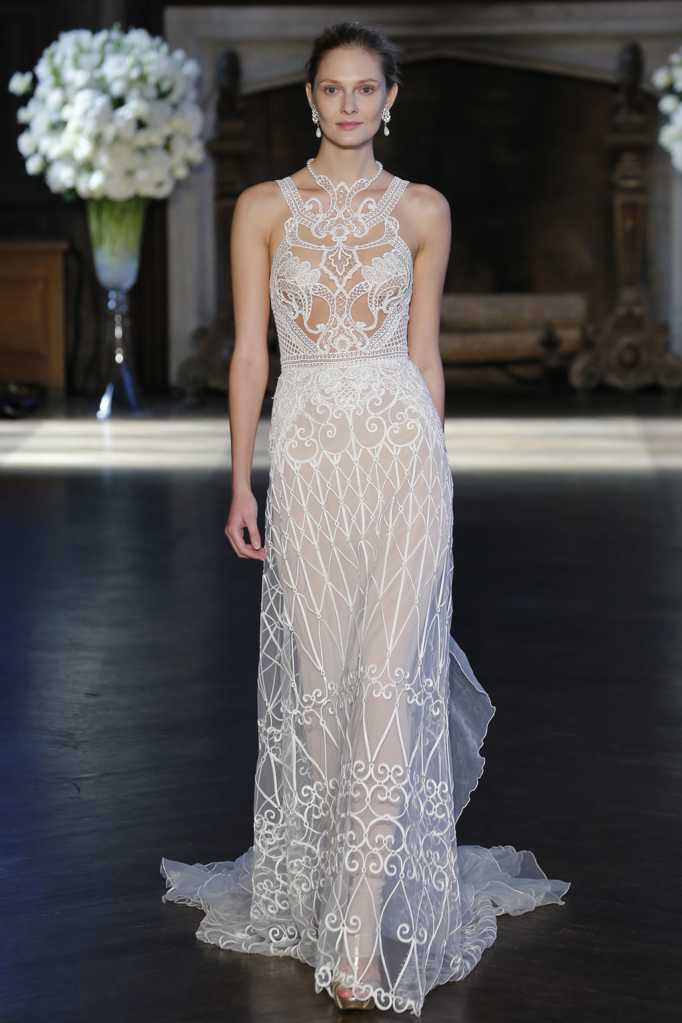 Alon Livné White Bridal Fall 2016