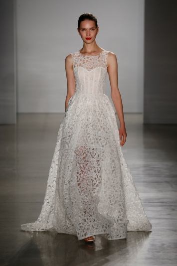 Amsale Bridal Fall 2016