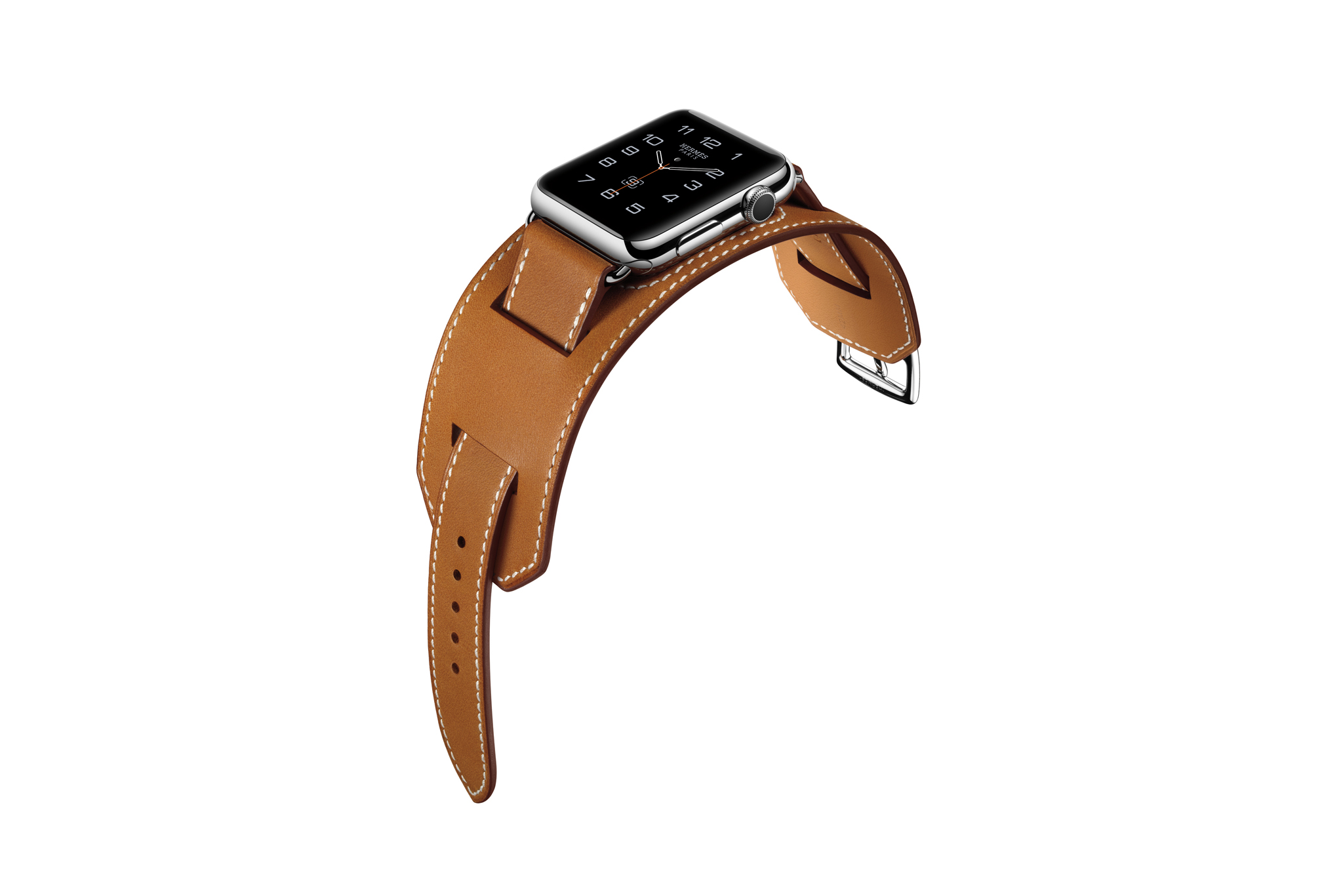 A look from the Apple Watch Hermès Collection.