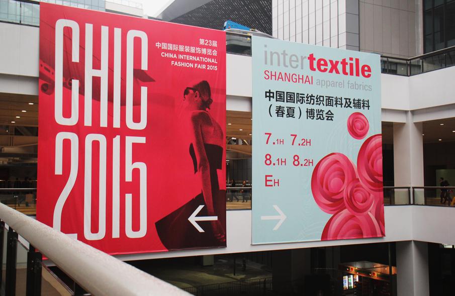 China International Fashion Fair CHIC 2015