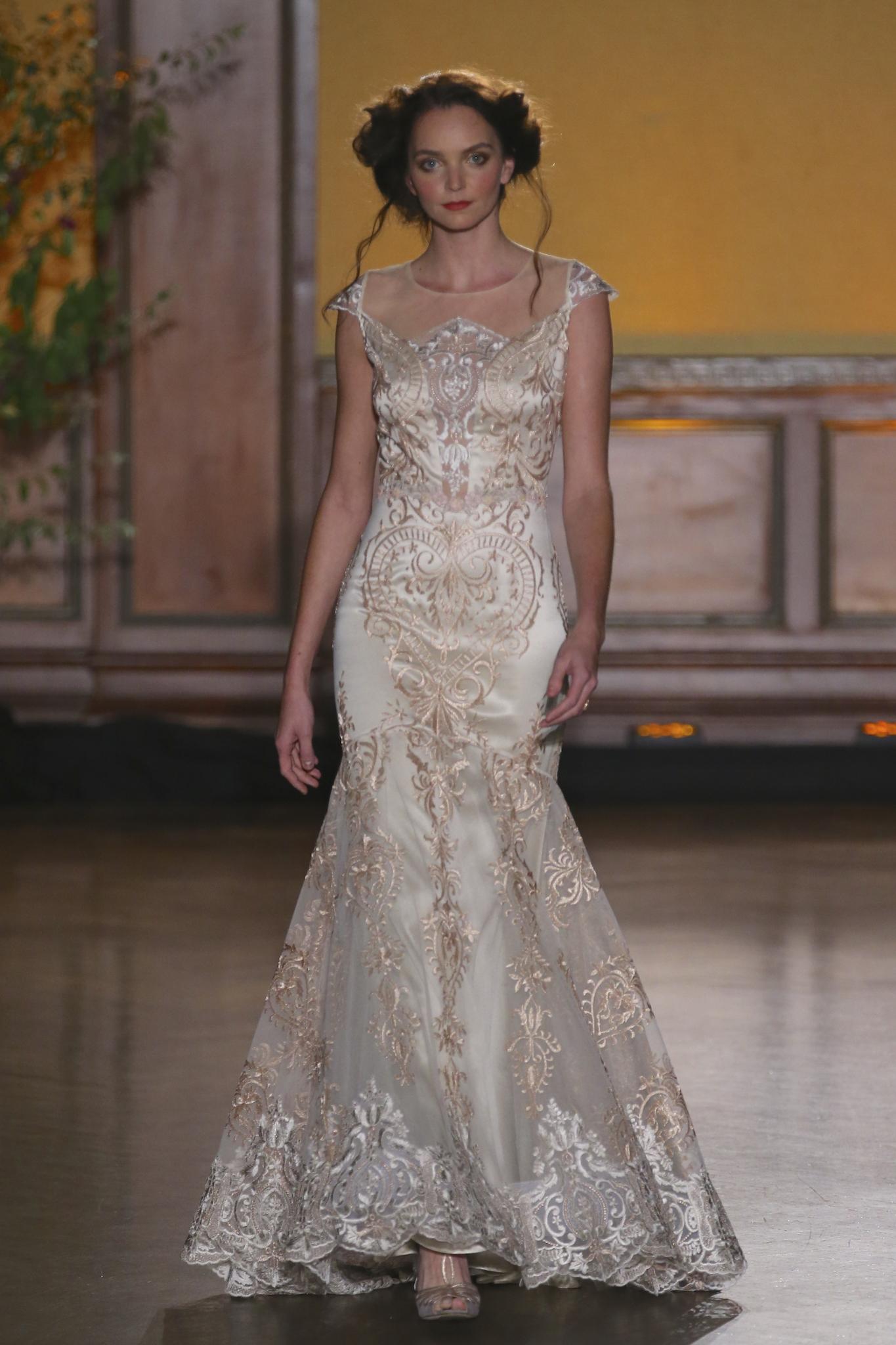 Claire Pettibone Bridal 2016